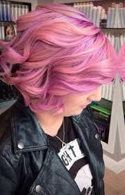 pastel green and purple hair hair pinterest purple hair