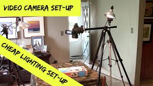 photography shooting table diy cheap lighting video set up for table top videos unboxings youtube