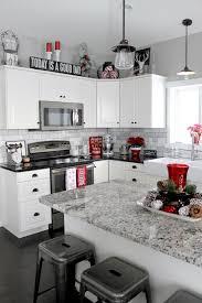 home decor ideas for kitchen black white kitchen decor and theme ideas decoration