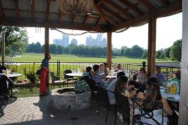 Patio Tavern Gallery Piedmont Park Atlanta