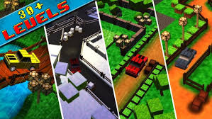 blocky roads version apk blocky roads parking apk free adventure for