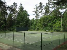 lighted tennis courts near me siler city country club