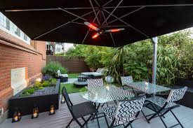 Large Umbrella For Patio Perfect Patio With Large Umbrella Patio Design Ideas
