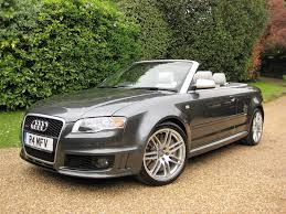 audi convertible 2006 used 2006 audi rs4 rs4 quattro for sale in east sussex pistonheads