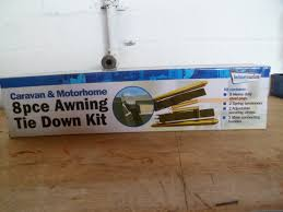 Awning Tie Downs Norfolk Caravan Services