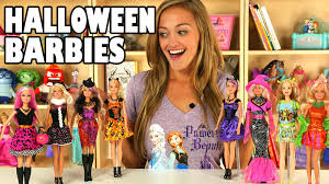 new 2015 halloween barbie dolls collection from disneytoysfan