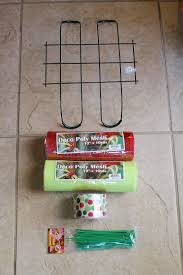 miss kopy kat curly deco mesh mailbox topper christmas