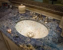 exotic granite bathroom sink houzz