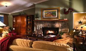 diy rustic living room ideas beige solid wood shelves simple cream