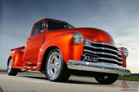 Classic Chevy Custom Trucks - 1952 chevy pickup truck