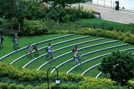 Home Landscape Design Studio by Julie Moir Messervy Design Studio The Toronto Music Garden Canada