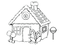printable model house template printable snowflake coloring pages for kids free gingerbread house