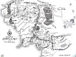 Phantom Tollbooth Map Middle Earth Map By Kilbeth D313jvn Jpg 4000 3000 Maps And Map