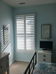 plantation shutter single window eclipse 3 1 2 inch louver