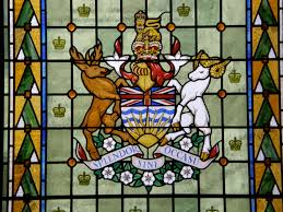 coat of arms of british columbia
