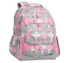 Pottery Barn Mackenzie Backpack Review Mackenzie Glitter Ballerina Backpacks Pottery Barn Kids