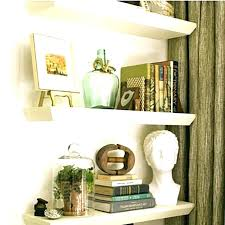 on the shelf accessories floating shelf display ideas living room enchanting accessories