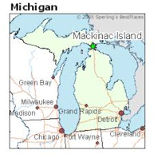 map of mackinac island mackinac island bridge album on imgur
