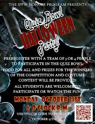 how to celebrate halloween on campus inside ipfw