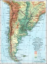 physical map of argentina 4454 jpg