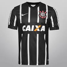 Excepcional Camisa Nike Corinthians II 14/15 s/nº - Torcedor - Compre Agora  &AB56