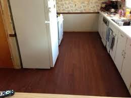 impressive cherry vinyl plank flooring trafficmaster 6 in x