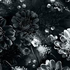 designer floral wallpaper by ellie cashman design