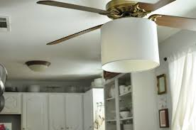 Light Shades For Ceiling Fans Domestic Fashionista L Shade Ceiling Fan