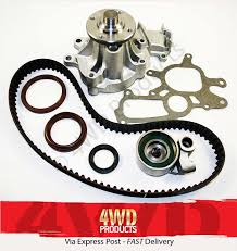 lexus spare parts parramatta water pump timing belt kit hilux kun26 3 0td 4 05 15 ebay