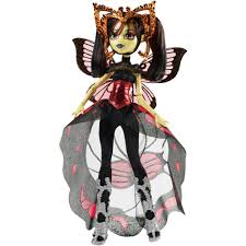 Halloween Monster High Doll Monster High Boo York Luna Mothews Doll Walmart Com