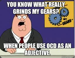 living with intrusive thoughts just for fun ocd memes that don t suck