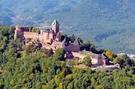 haut kœnigsbourg castle french moments