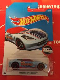 hotwheels corvette 14 corvette stingray 20 light blue 2017 wheels a grana