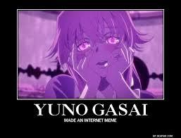 Meme Y U No - yuno gasai made an internet meme by darksoulangel2001 on deviantart