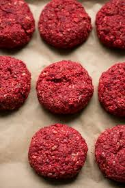 smoky vegan bbq beet burgers blissful basil