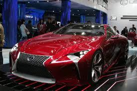 lexus lf lc info lexus lf lc concept will reach production in 2016 北京国际汽车