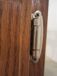 hidden hinges for cabinet doors how to install hidden hinges on cabinet doors home staging in