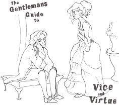 download free coloring pages for the gentleman u0027s guide to vice