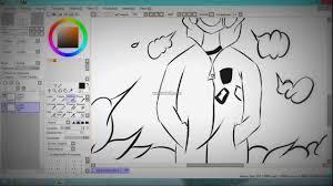 Favorito Primeiro Desenho com a mesa Digitalizadora - YouTube &LH98