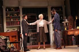 american theatre a r gurney u0027s last play for pete u0027s sake say