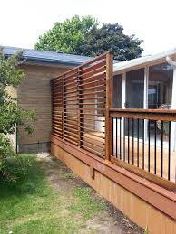 flex u2022fence creation by thommoknockers custom decks louver extra