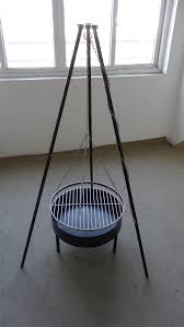 Backyard Fire Pit Grill by Hanging Barbecue Grill Outdoor Fire Pit New Design Brazier Fire