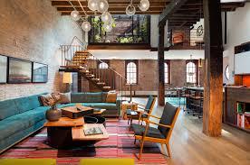 Industrial Loft Floor Plans Tribeca Loft Andrew Franz Architect Archdaily
