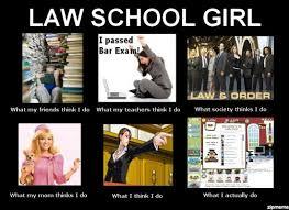 Liberal College Girl Meme - law school girl weknowmemes generator