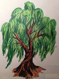 weeping willow ink weeping willow and tatting
