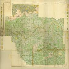 Iberia Route Map by President U0027s Page Miller County Museum U0026 Historical Society