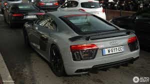 nardo grey r8 audi r8 v10 plus 2015 10 juin 2016 autogespot