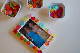 just deanna kids craft decorate a frame