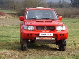 mitsubishi suv 1998 racecarsdirect com 1998 ex dakar rally mitsubishi pajero evolution