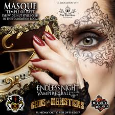eyes wide shut halloween mask endless night vampire ball